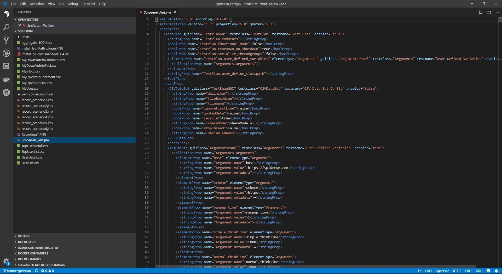 #13 Update script jmeter spiderum – Làm sao để có thể chuẩn bị data cho cả triệu CCUs