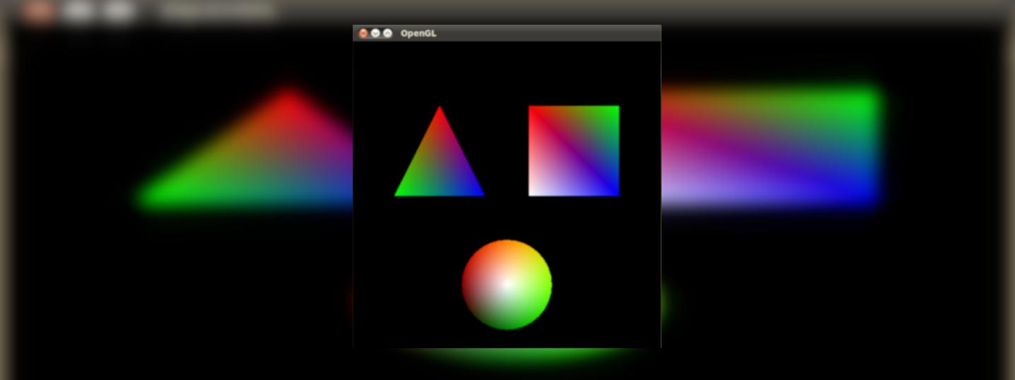 Hướng dẫn sử dụng thư viện OpenGL với Visual Studio