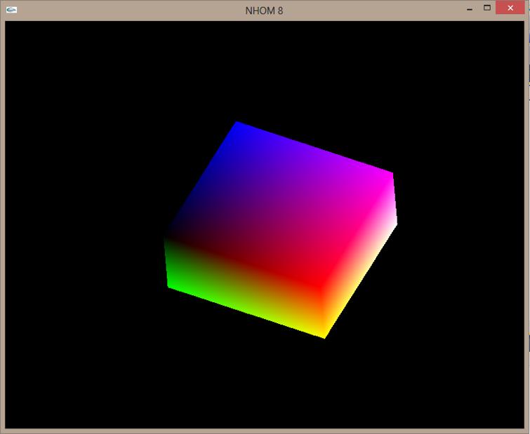 Lập trình kỹ thuật đồ hoạ với OpenGL căn bản qua ví dụ
